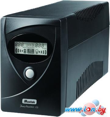 Источник бесперебойного питания Mustek PowerMust 848 LCD в Могилёве