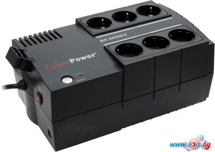 Источник бесперебойного питания CyberPower BS450 Black в Могилёве