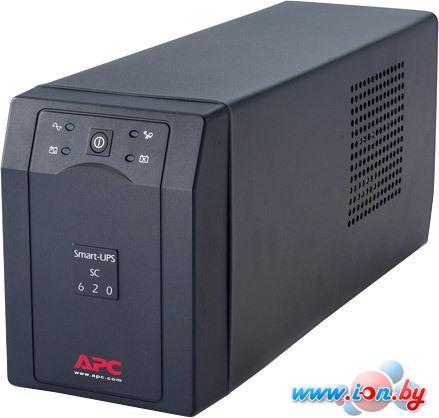 Источник бесперебойного питания APC Smart-UPS SC 620VA (SC620I) в Могилёве