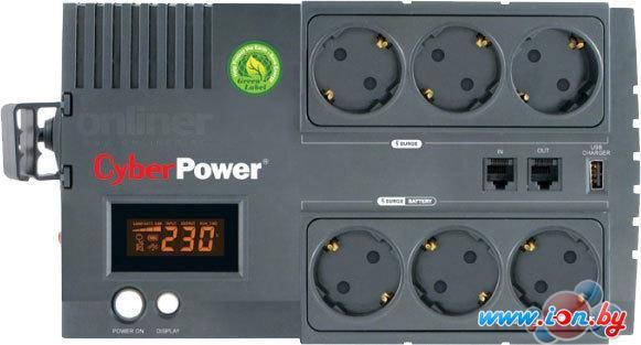 Источник бесперебойного питания CyberPower BRICs LCD BR850E Black (BR850ELCD) в Могилёве