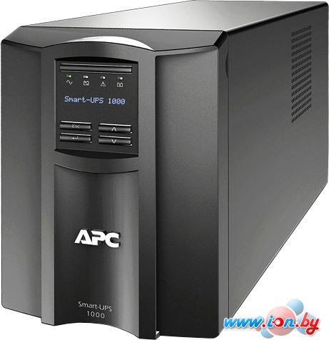 Источник бесперебойного питания APC Smart-UPS 1000VA LCD (SMT1000I) в Могилёве