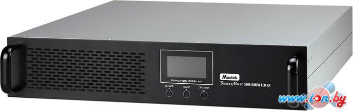 Источник бесперебойного питания Mustek PowerMust 1008 (L) LCD RM в Могилёве