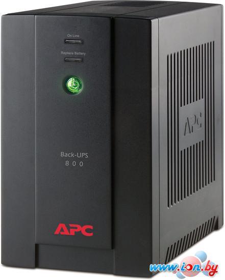Источник бесперебойного питания APC Back-UPS 800VA (BX800CI-RS) в Могилёве