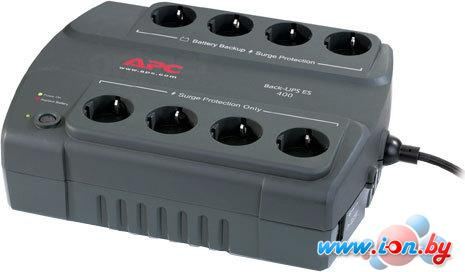Источник бесперебойного питания APC Back-UPS ES 400VA (BE400-RS) в Могилёве