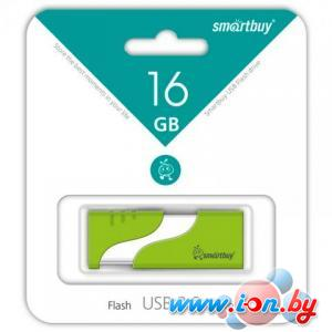 USB Flash Smart Buy Glossy Green 4GB (SB4GBGS-G) в Могилёве