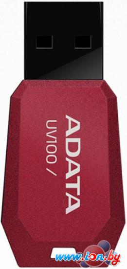 USB Flash A-Data DashDrive UV100 4Gb (AUV100-4G-RRD) в Могилёве