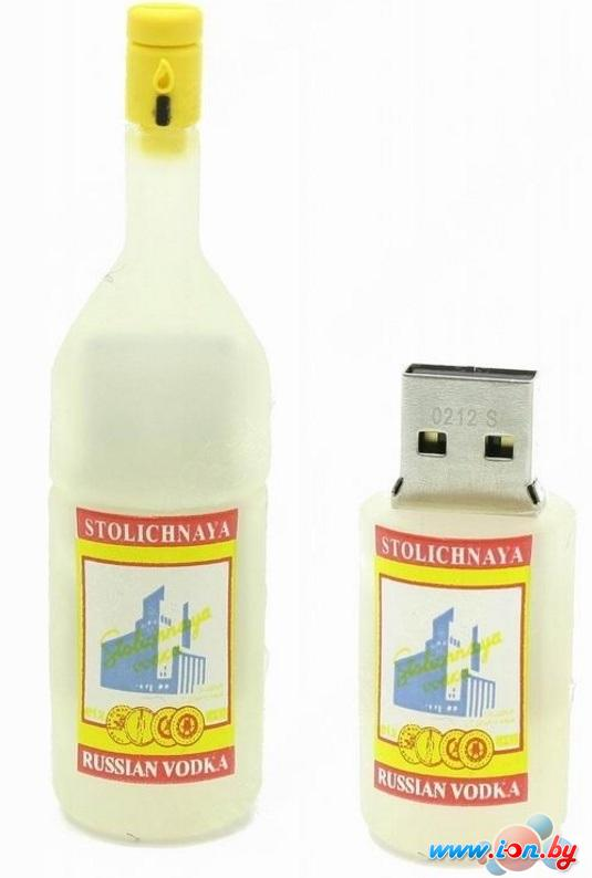 USB Flash Iconik Flash Drive Водка 8 Гб (RB-VODKA-8GB) в Гомеле