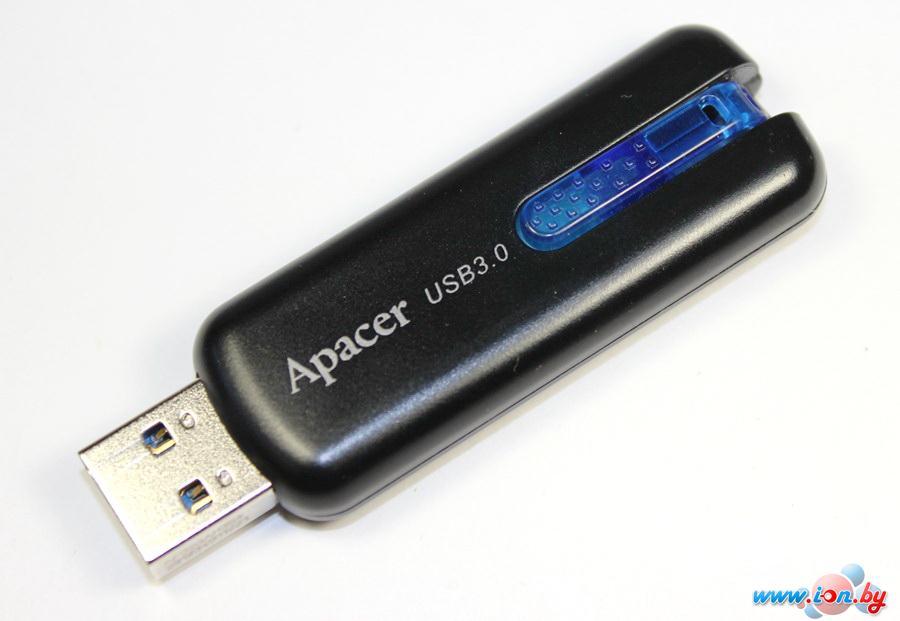 USB Flash Apacer AH354 Black 32GB (AP32GAH354U-1) в Гомеле