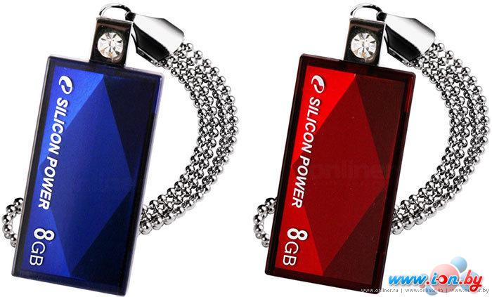 USB Flash Silicon-Power Touch 810 32 Гб ( SP032GBUF2810V1B) в Витебске