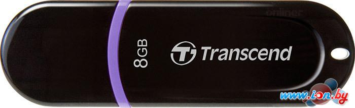 USB Flash Transcend JetFlash 300 8 Гб (TS8GJF300) в Могилёве