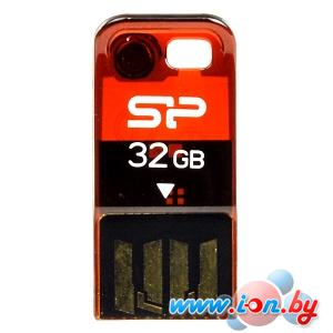 USB Flash Silicon-Power Touch T02 32Gb Orange (SP032GBUF2T02V1O) в Могилёве