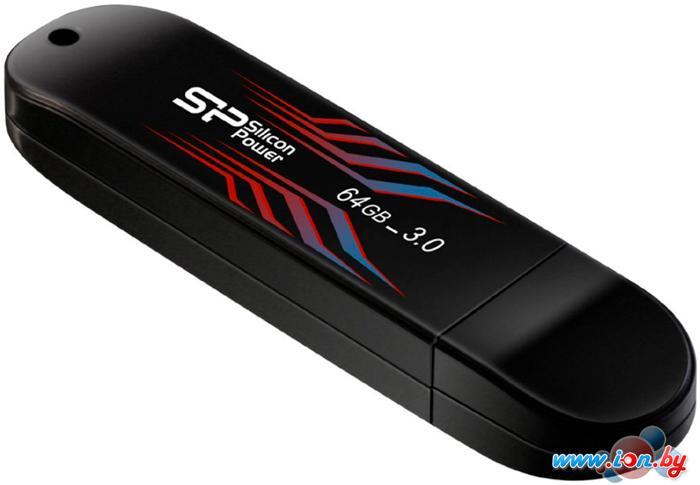 USB Flash Silicon-Power Blaze B10 64GB (SP064GBUF3B10V1B) в Могилёве