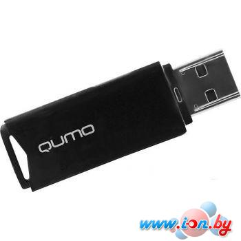 USB Flash QUMO Tropic 8Gb Black в Могилёве