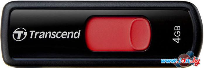USB Flash Transcend JetFlash 500 4 Гб (TS4GJF500) в Минске