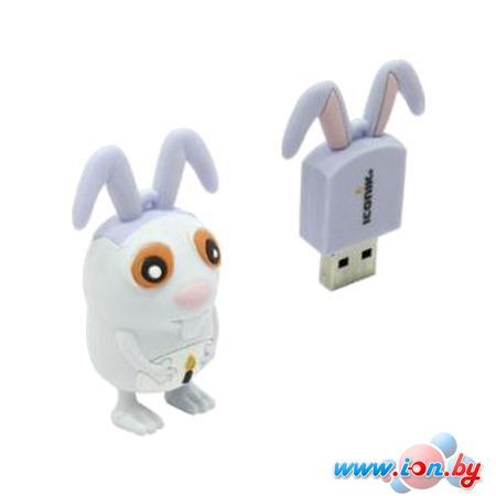 USB Flash Iconik Flash Drive Кролик 8GB (RB-RABi-8GB) в Могилёве