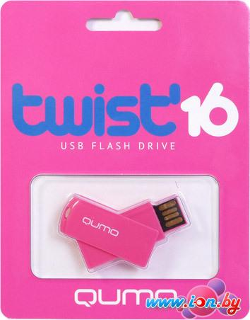 USB Flash QUMO Twist 8GB Rosewood в Могилёве