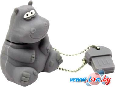 USB Flash Iconik Flash Drive Бегемот 8GB (RB-HIPPO-8GB) в Могилёве