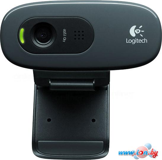 Web камера Logitech HD Webcam C270 Black (960-000636) в Могилёве