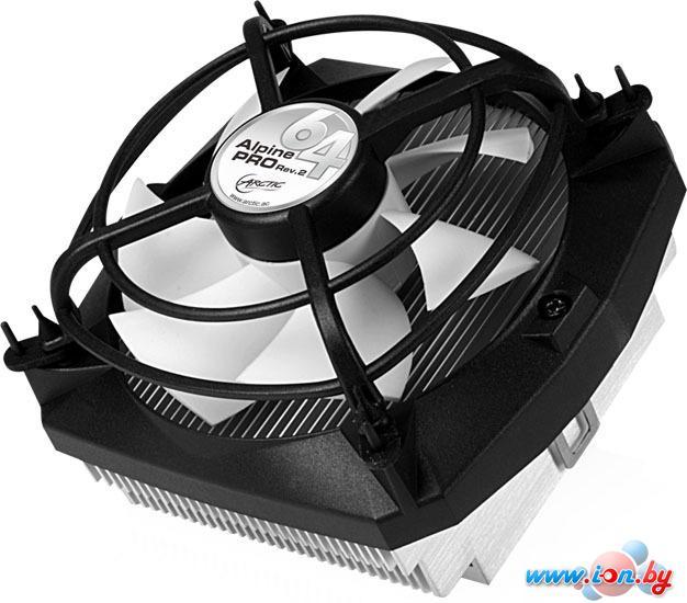 Кулер для процессора Arctic Cooling Alpine 64 PRO Rev.2 (UCACO-A64D2-GBA01) в Могилёве