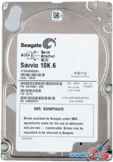 Жесткий диск Seagate Savvio 10K.6 900GB (ST900MM0006) в Могилёве