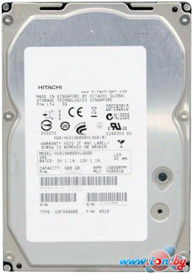 Жесткий диск Hitachi Ultrastar 15K600 600GB (HUS156060VLS600) в Могилёве