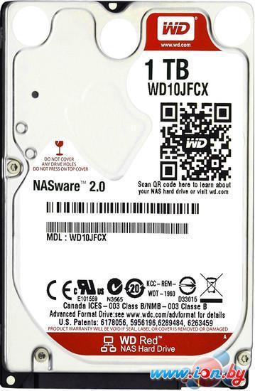 Жесткий диск WD Red 1TB (WD10JFCX) в Могилёве