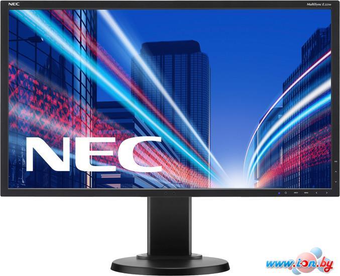 Монитор NEC MultiSync E223W Black/Black в Могилёве