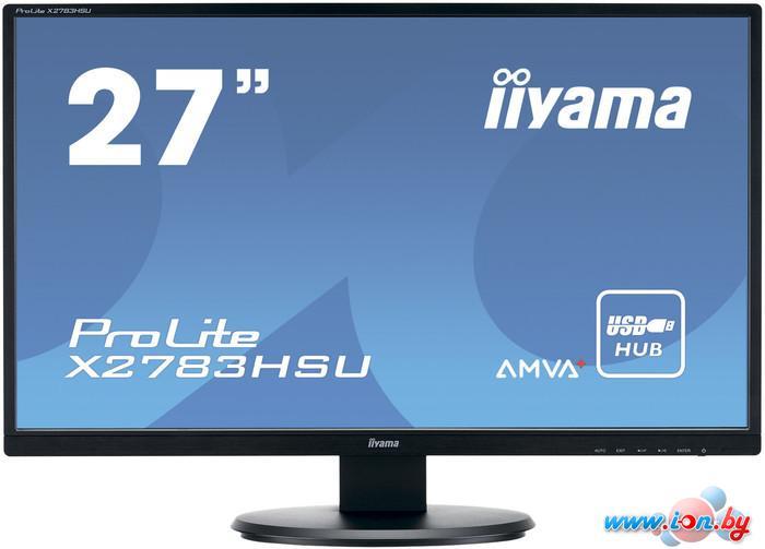 Монитор Iiyama ProLite X2783HSU-B1 в Могилёве