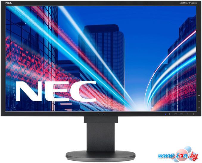 Монитор NEC MultiSync EA224WMi Black/Black в Могилёве
