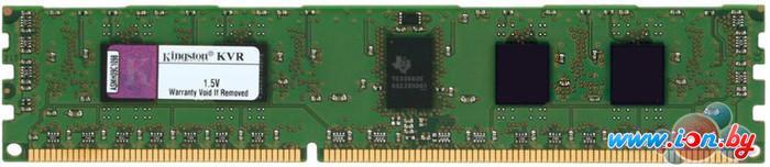 Оперативная память Kingston ValueRAM 4GB DDR3 PC3-12800 (KVR16LR11S8/4) в Могилёве