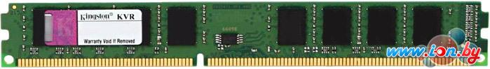Оперативная память Kingston ValueRAM 4GB DDR3 PC3-12800 (KVR16LN11/4) в Могилёве