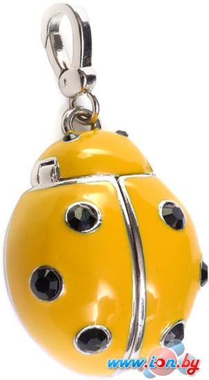 USB Flash QUMO Charm Series 8Gb Ladybird Yellow в Могилёве