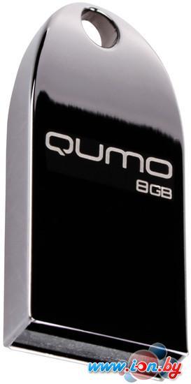USB Flash QUMO Cosmos Black 8GB в Могилёве