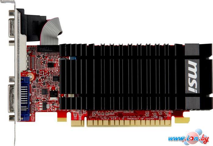 Видеокарта MSI GeForce GT 610 2GB DDR3 (N610-2GD3H/LP) в Могилёве