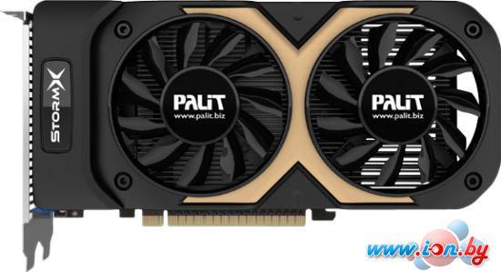 Видеокарта Palit GeForce GTX 750 Ti StormX Dual 2GB GDDR5 (NE5X75TT1341-1073F) в Могилёве