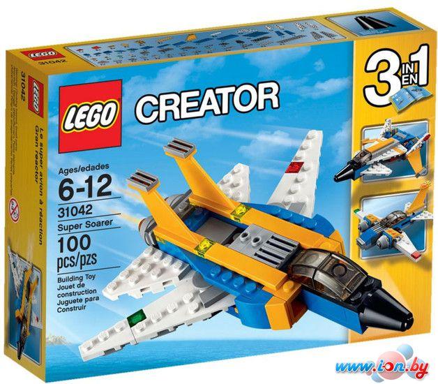 Конструктор LEGO Creator 31042 Реактивный самолет (Super Soarer) в Бресте