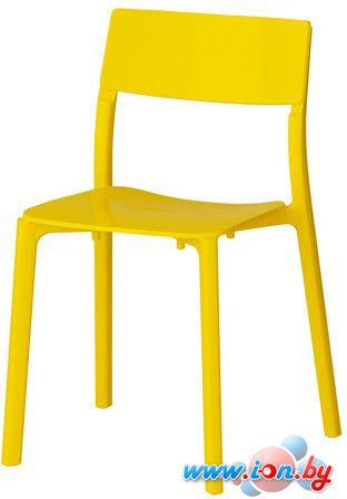 Стул Ikea Ян-Инге (желтый) [803.609.08] в Гродно