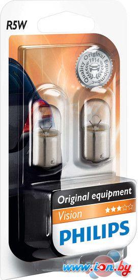 Галогенная лампа Philips R5W Vision 2шт [12821B2] в Гомеле