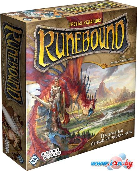 Настольная игра Мир Хобби Runebound. Третья редакция в Могилёве