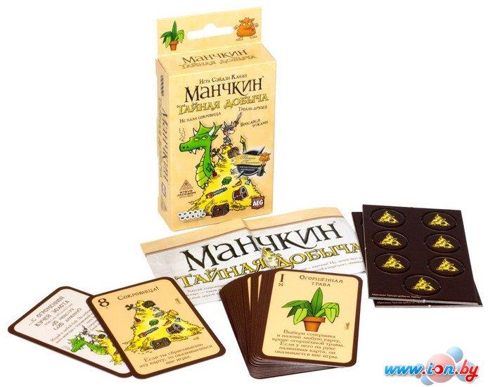 Настольная игра Мир Хобби Манчкин: Тайная добыча в Могилёве