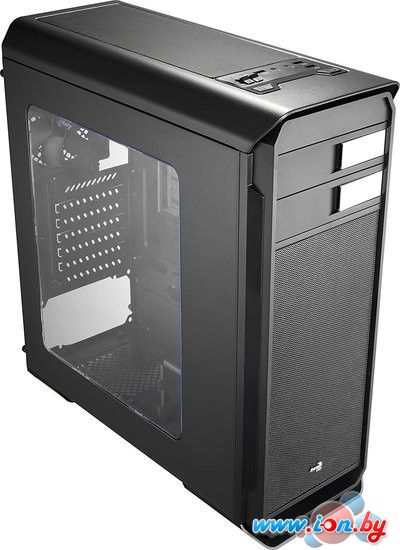 Корпус AeroCool Aero-500 Black Window в Гомеле