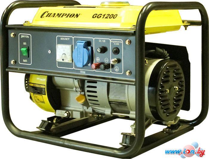 Бензиновый генератор Champion GG1200 в Бресте