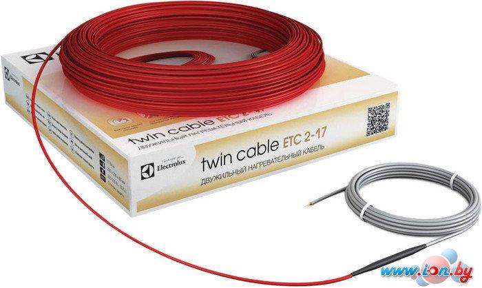 Нагревательный кабель Electrolux Twin Cable ETC 2-17-2000 в Витебске