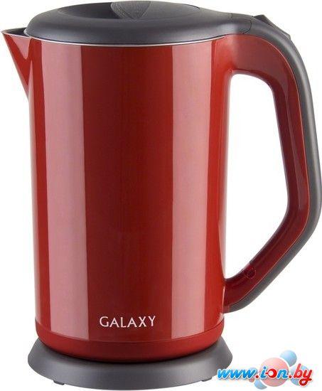 Чайник Galaxy GL0318 (красный) в Бресте