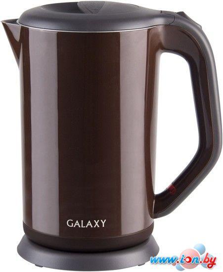 Чайник Galaxy GL0318 (коричневый) в Бресте