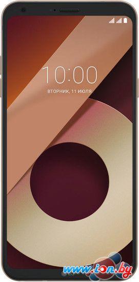 Смартфон LG Q6 (золотистый) [M700] в Витебске