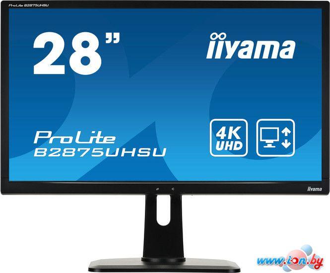 Монитор Iiyama ProLite B2875UHSU-B1 в Гомеле