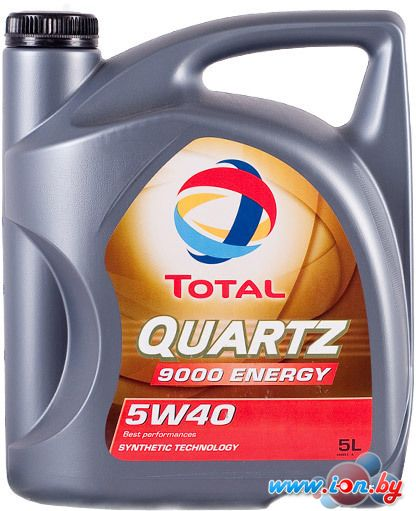 Моторное масло Total Quartz 9000 Energy 5W-40 5л в Гомеле