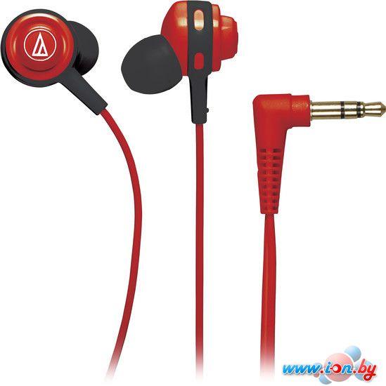 Наушники Audio-Technica ATH-COR150 (красный) в Гомеле