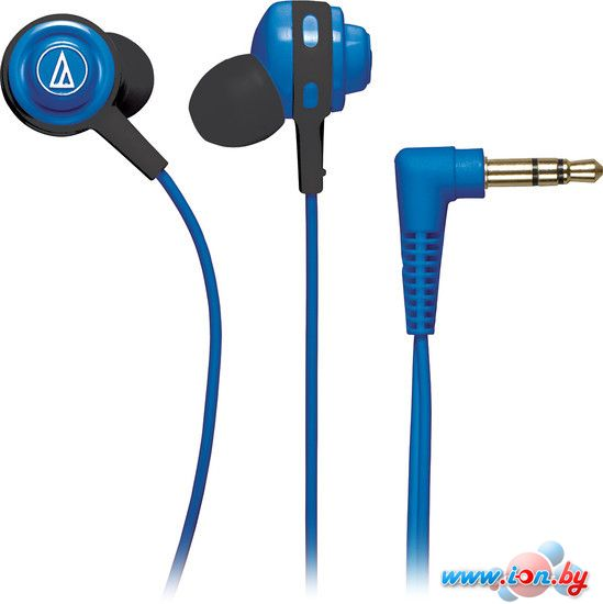 Наушники Audio-Technica ATH-COR150 (синий) в Гомеле
